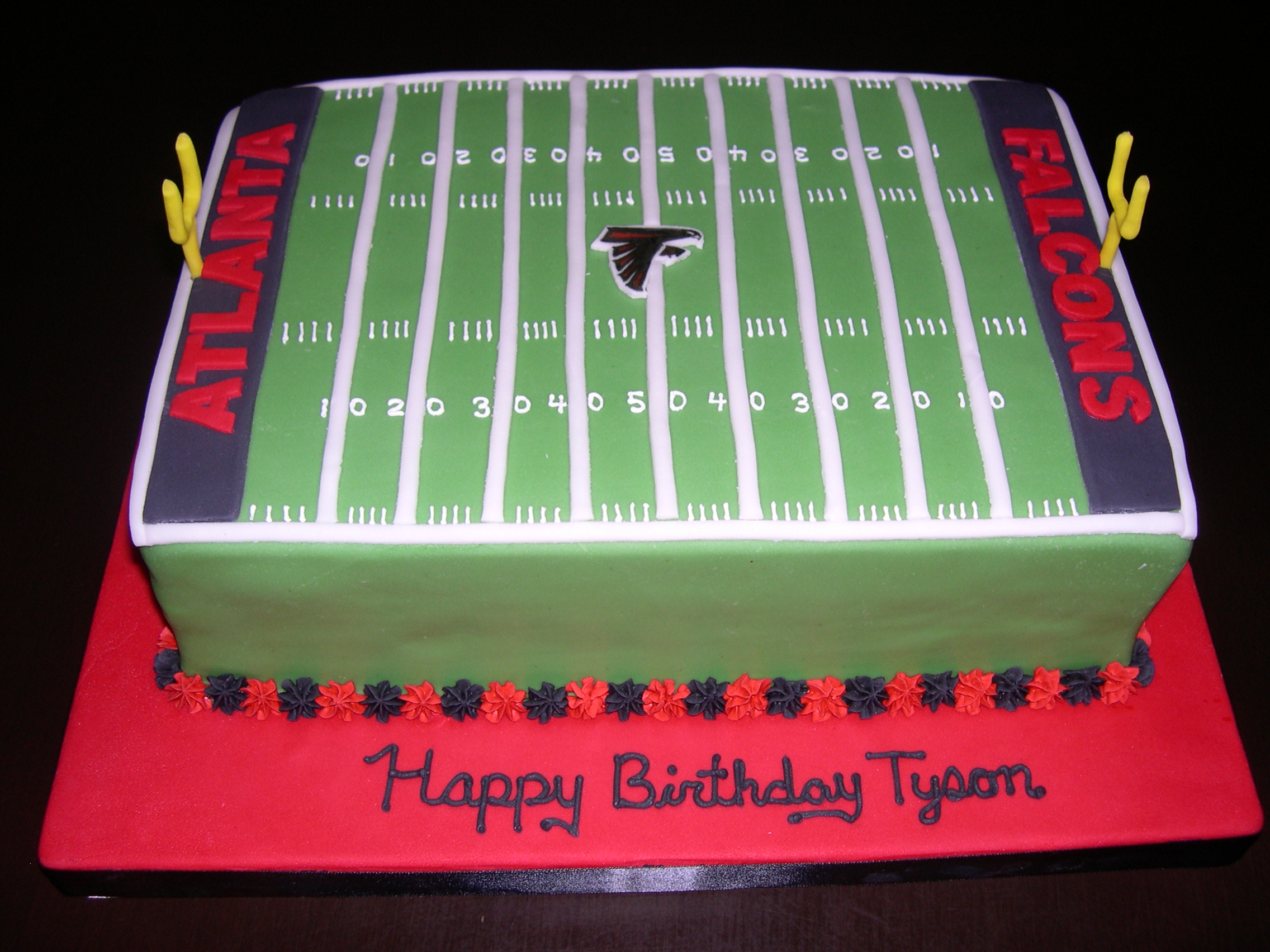 Of All The Sports Themed Cakes